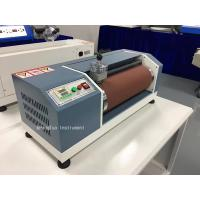 DIN Abrasion Testing Machine For Testing Wear Resistance Of Elastic Material for sale