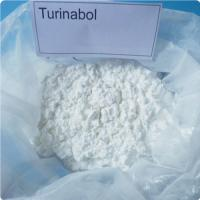 China Weight Gain Legal Anabolic Steroids CAS 2446-23-3 Oral Turinabol 4- Chlorodehydromethyltestosterone on sale