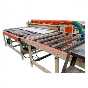 Decorative Double Sides Small Business Idea Gypsum Board Lamination Machine Manufactures