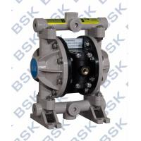 China Double Air Driven Diaphragm Pump Membrane For Corrossive Liquid on sale