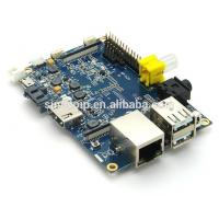 Raspberry pi dual ethernet banan pi M1 motherboard single board computer