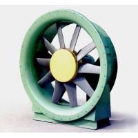 T4 / T5 Industrial Aluminum Extrusion Profile , Electrophoretic Coated Industrial Fan Blade Manufactures