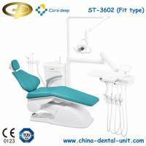 China Dental unit ST-3602 (Fit type) on sale