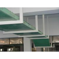 Quality High Strength Fiberglass Pultruded FRP Cable Tray With No Magnetic for sale