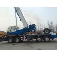 Very Easy to Operater Used Auto Mobile Crane For Sale , Construction Mobile Cane GT650E Manufactures