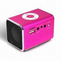 Portable Sport Speaker with LED Display, Suitable for iPhone/iPad, Supports TF Card/U Disk Reader Manufactures