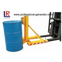 China Single Drum Mounted Warehouse Material Handling Equipment 360KGS Drum Grab Forklift on sale