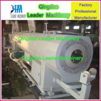 Plastic UPVC pipe Production machine, PVC pipe making machine Manufactures