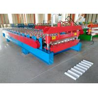 Colorful Steel Trapezoid Machine Special For House Roofing Sheet Making Manufactures