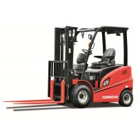 Warehourse Industrial Forklift Truck / electric powered forklift Manufactures