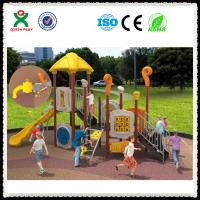 China Galvanized Steel Pipe Outdoor Playground Supplier QX-006B Manufactures