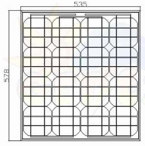 Solar Panel 40W 24V Manufactures