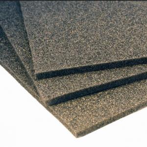 closed cell polyethylene foam board for waterproof wall / PE foam board flexible joint filler Manufactures