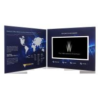 Buy cheap 7 inch 2GB Video booklet , Marketing lcd video card for company intruction from wholesalers