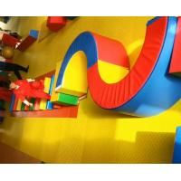 Moon Round Commercial Soft Play Equipment For Kids Soft Foam Play Chair Indoor Manufactures