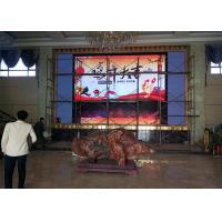 Quality P1.923 Indoor Led Advertising Screen For Exhibition Halls Low Power Consumption for sale