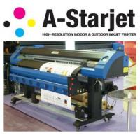 UV Large format printer of A-Starjet 7702 UV printer with1.8M Width Manufactures