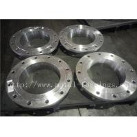 ANSI ASME Duplex stainless steel forged flanges For Ball Valve Manufactures