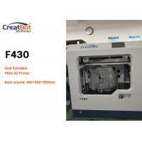 Glass Ceramic Panel Multifunction 3d Printer 1500W Power Fused Deposition Modeling Manufactures