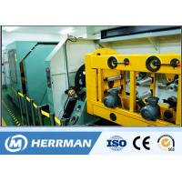 High Speed Ribbon Fiber Optic Cable Production Line With Four / Six / Twelve Fibers Manufactures