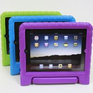China Unique Design durable Anti - shock Kids  apple ipad protective case for iPad mini, iPhone, Kindle on sale