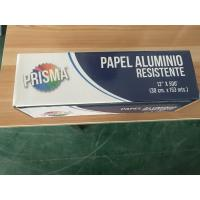 Waterproof Kitchen Aluminium Foil , Aluminum Foil Sheets For Food Cooking / Baking Manufactures