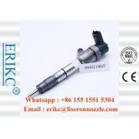 China ERIKC 0445110627 Bosch Fuel Injector Seals 0 445 110 627 Electric Fuel Pump Injections 0445 110 627 on sale