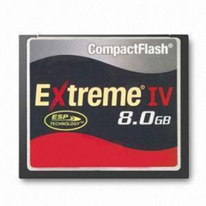 China Compact Flash Card 32MB, 64MB, 128MB, 256MB, 512MB, 1GB, 2GB, 4GB, 8GB, 16GB, 32GB/CF Card on sale