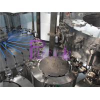 Industrial Carbonated Drink Filling Machine Beverage Bottle Filler Machine for sale