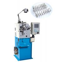 Coil Winding Machine 15% Faster , Automatic Spring Making Machine For Battery Springs Manufactures