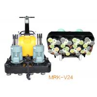 Terrazzo Floor Polishing Machine / Grinder With Powerful Motor And Save Labor Manufactures