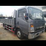 Sinotruk Howo Mini Cargo Truck Single Carbin 6 Wheels 4X2 Light Trucks Manufactures