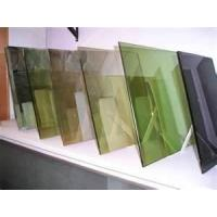 China 12mm Thickness construction decorative hardened Tempered Glass Door for Cabinet on sale