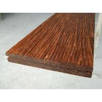 Strand Woven Bamboo Outdoor Decking Manufactures