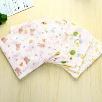 Wearable Pure Cotton Handkerchiefs Polishing Customized Logo For All Skin Types Manufactures