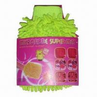 Dust Cleaner with Microfiber Mitten Manufactures