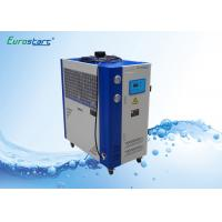 Low Noise Fully Automatic Commercial Water Chiller Small Chiller Units 3Hp - 45Hp Manufactures