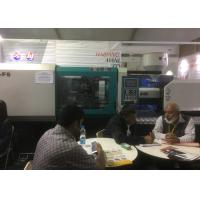 Double Toggle Auto Injection Moulding Machines , Thermoplastic Injection Molding Machine Manufactures