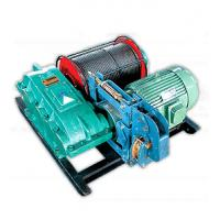 High-Speed Hoisting Electric Wire Rope Winch For Derrick , 6 Ton - 16 Ton Manufactures