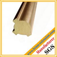 brass extruded rods brass bars valve sections brass profiles Manufactures