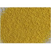 China detergent powder speckles color speckles sodium sulphate yellow speckles  for washing powder on sale