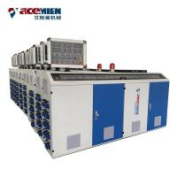 China PVC Roof Sheet Making Machine Economic Reliable Customized Voltage 200 Kw on sale
