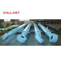 High Pressure Double Acting Hydraulic Cylinder for Industry Truck / Crane / Dumper Manufactures