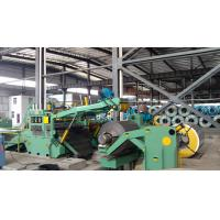 Gi Galvanized Coil Automatic Cut To Length Machines / Steel Ctl Machine Manufactures