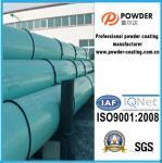 Good Adhesion Fusion Bonded Epoxy Powder Coating , FBE Coating Eco - Friendly Manufactures
