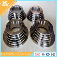 High Precision Gr2 And Gr5 Titanium Gear And Titanium Cone Pulley Manufactures