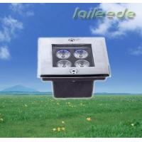 4W High Power 5mm AC12V DC 250V Warm Led Underground Light Lamp Waterproof Manufactures