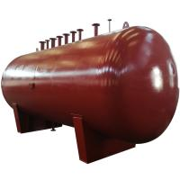 China Insulation Boiler Water Storage Tank High Strength Convenient Long Durable on sale