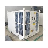 Copeland Compressor 72.5kw Outside Tent Air Cooler / Air Conditioner Package Unit 25HP Manufactures