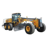 350Hp Manual Automatic Shifting Motor Grader For Mining Turbocharged Cab Manufactures